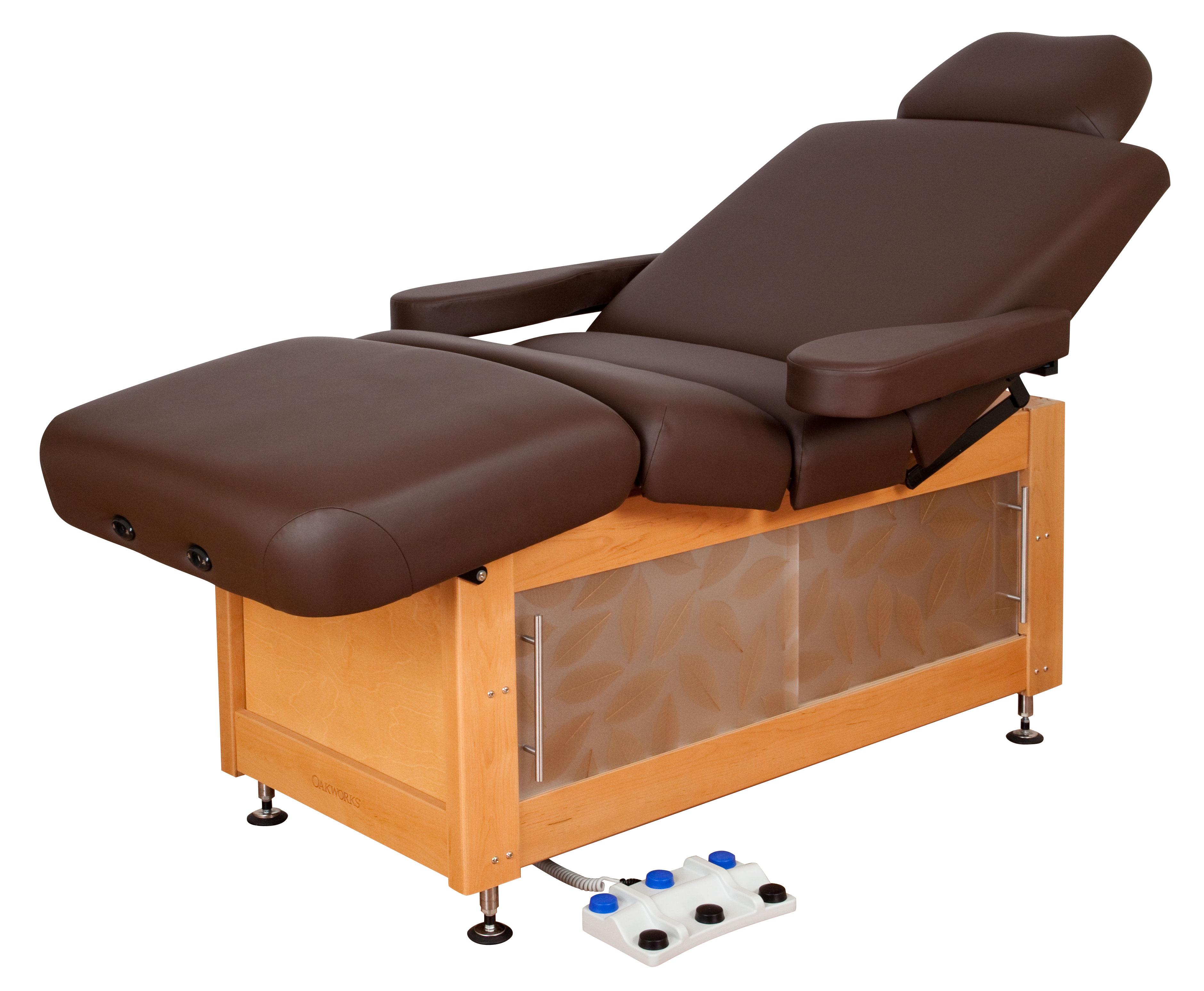 Clinician Premiere Electric Hydraulic Electric Salon Top – Massage